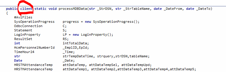 error : [Microsoft][ODBC Driver Manager] The specified DSN contains
